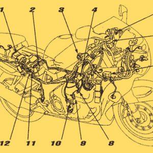 Электрооборудование мотоцикла.