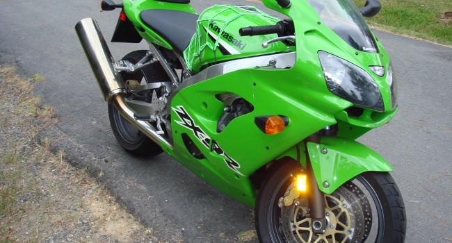 Ремонт передной вилки мотоцикла