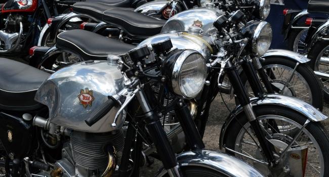 Профессиональное восстановление мотоциклов