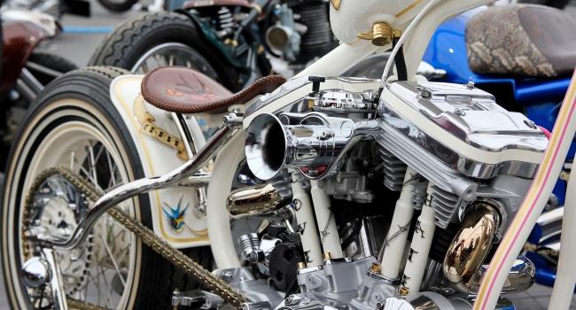 Замена колодок на мотоцикле